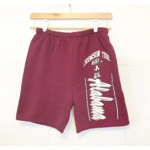 Vintage tultex University Of Alabama Shorts